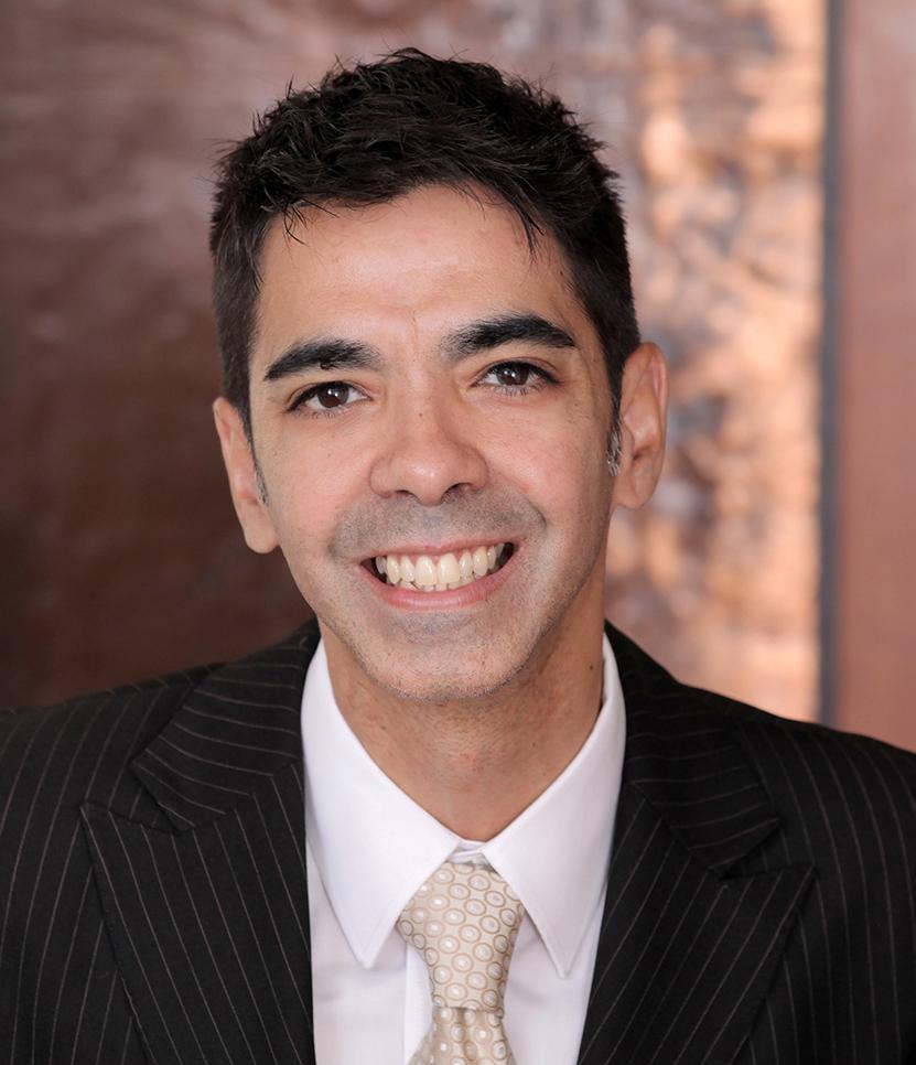 President & CEO Edwin Torres